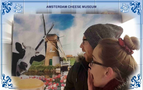 Amsterdam Travel to feed the soul