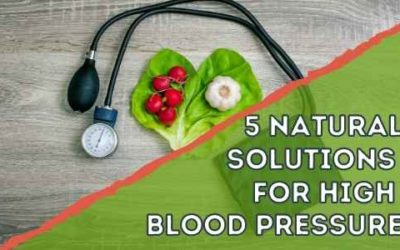 5 Natural Ways to Reduce High Blood Pressure