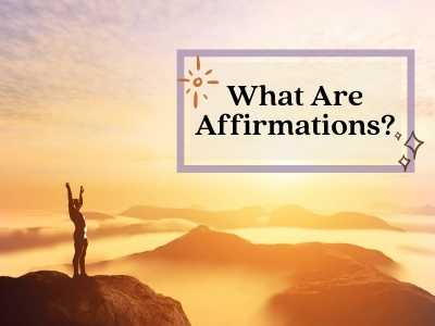 what is an affirmation how to