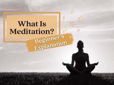What is meditation definition beginners