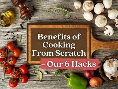 cooking from scratch natural lifestyle