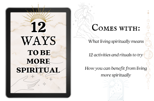 guide to spiritual living for beginners rituals activities natural lifestyle blog