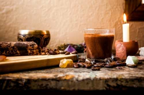 ceremonial cacao is it good for you benefits recipe how to